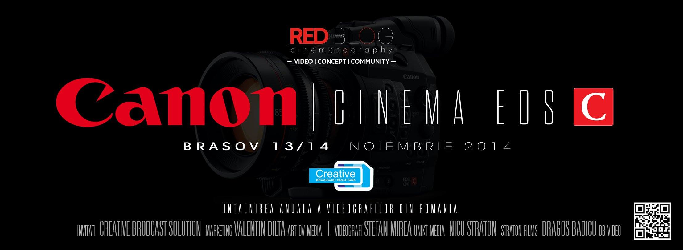 Intalnirea Videografilor din România